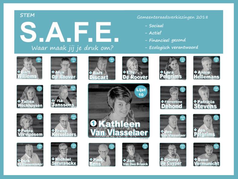 Campagne SAFE OK